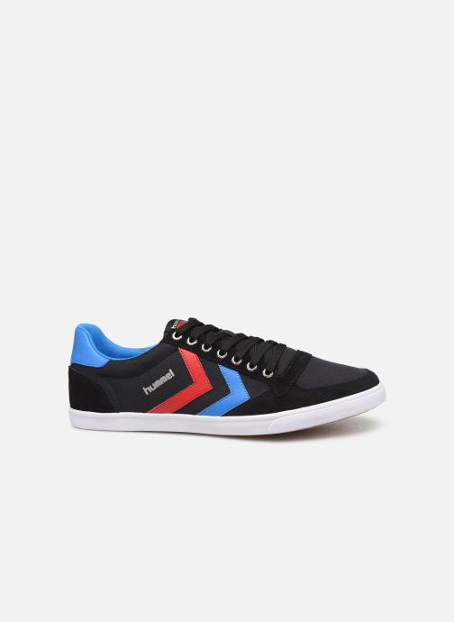 Sneakers Hummel Hummel Slimmer Stadil Low canvas Nero immagine posteriore