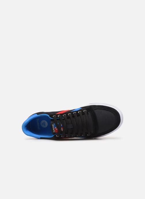 Sneakers Hummel Hummel Slimmer Stadil Low canvas Nero immagine sinistra