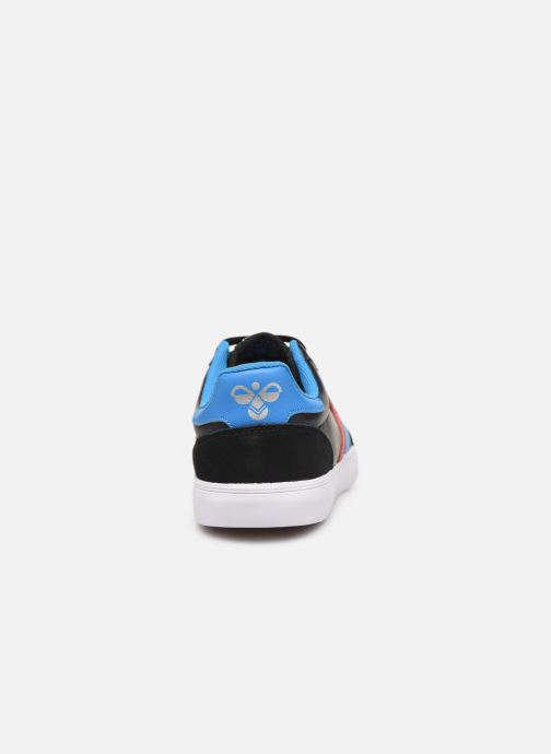 Trainers Hummel Hummel Slimmer Stadil Low canvas Black view from the right