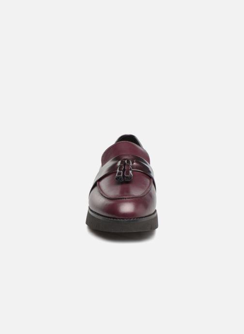 Mocassins Geox D BLENDA A D740BA Violet vue portées chaussures