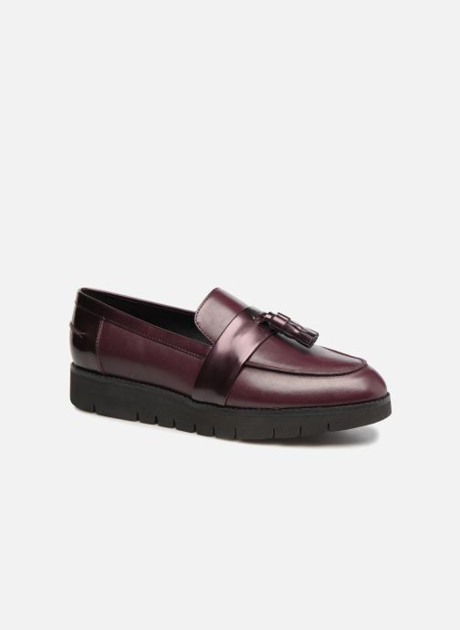 Loafers Geox D BLENDA A D740BA Purple detailed view/ Pair view