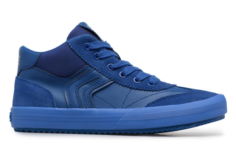 Baskets Geox J ALONISSO B Bleu vue derrière
