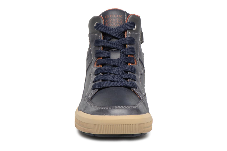 Sneaker Geox J ARZACH B. D blau schuhe getragen