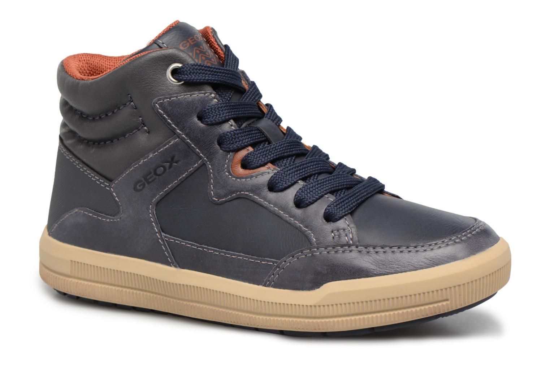 Sneaker Geox J ARZACH B. D blau detaillierte ansicht/modell