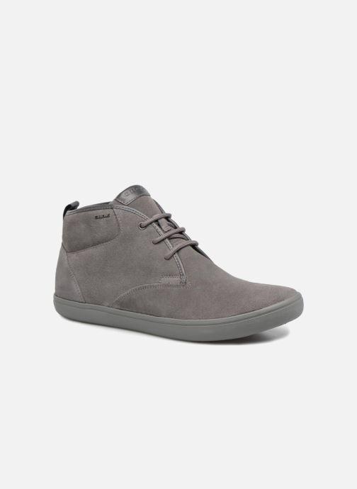 Sneaker Geox U BOX H grau detaillierte ansicht/modell