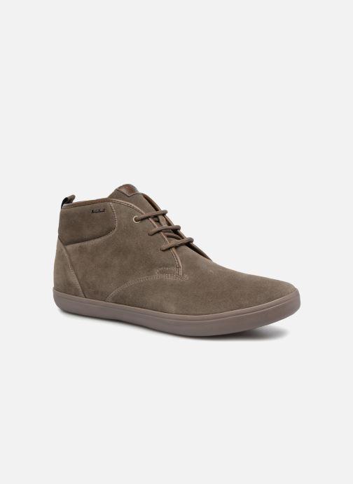 Sneaker Geox U BOX H braun detaillierte ansicht/modell