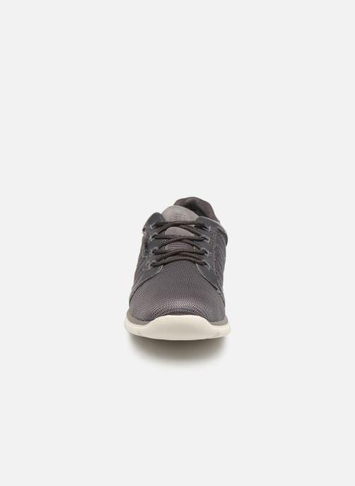 Baskets Geox U DAMIAN A U720HA 2 Gris vue portées chaussures
