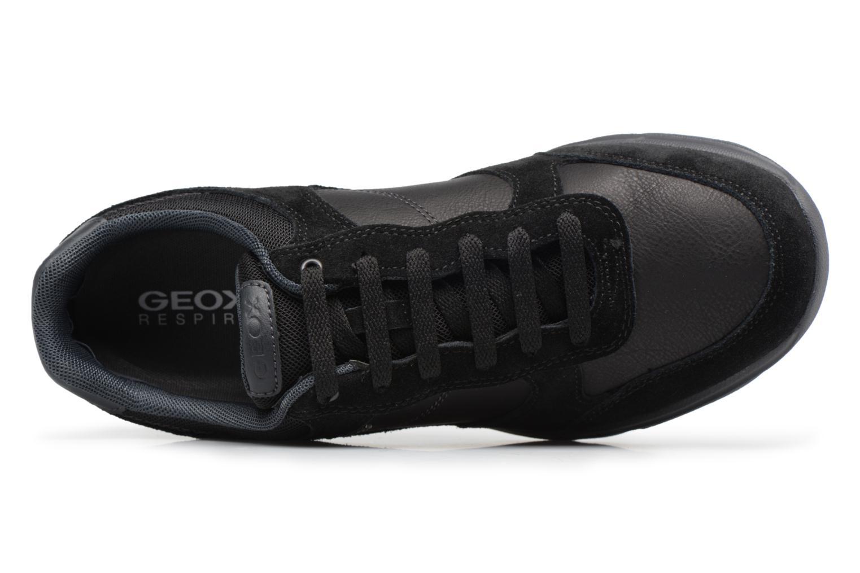 Geox A U Geox Damian Noir j4LA35R