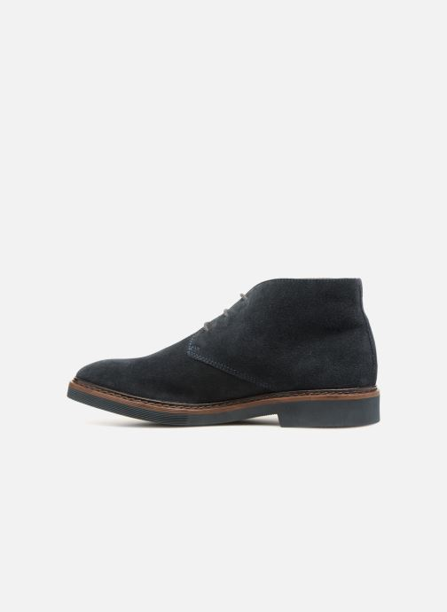 Bottines et boots Geox U DAMOCLE B Bleu vue face
