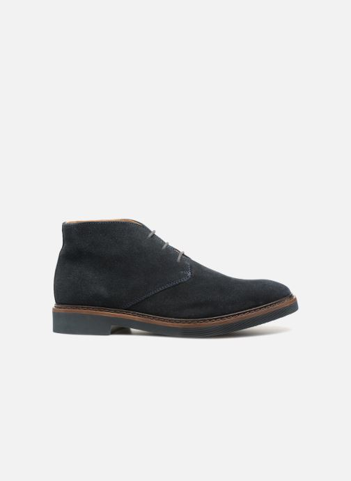 Bottines et boots Geox U DAMOCLE B Bleu vue derrière