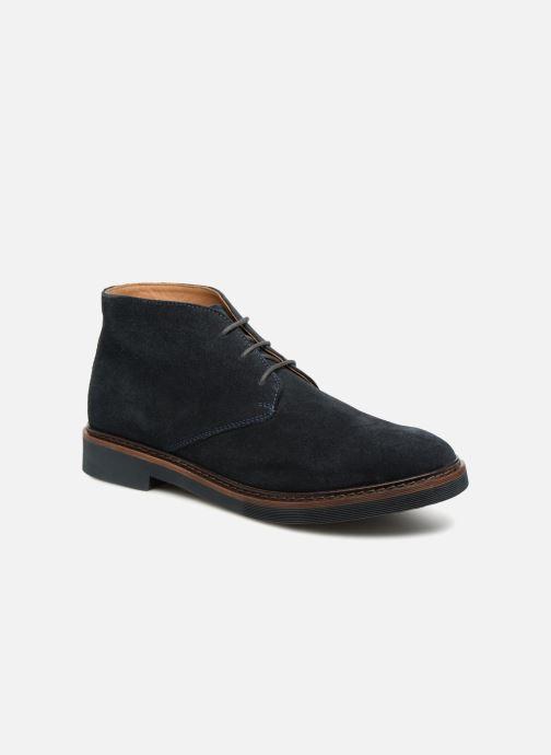 Bottines et boots Geox U DAMOCLE B Bleu vue détail/paire