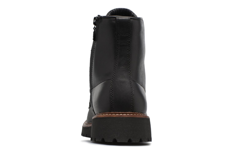 Bottines et boots Geox U KIEVEN B ABX C Noir vue droite