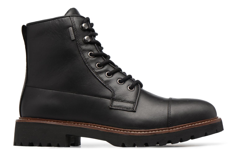 Bottines et boots Geox U KIEVEN B ABX C Noir vue derrière