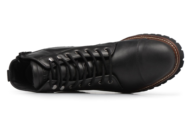 Bottines et boots Geox U KIEVEN B ABX C Noir vue gauche