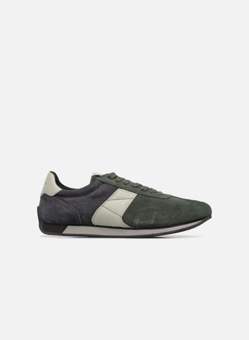 Sneaker Geox U VINTO B grün ansicht von hinten