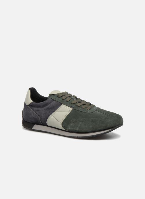 Sneaker Geox U VINTO B grün detaillierte ansicht/modell