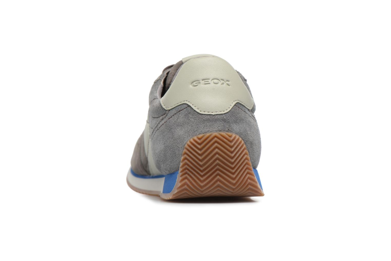 Sneakers Geox U VINTO B Grigio immagine destra