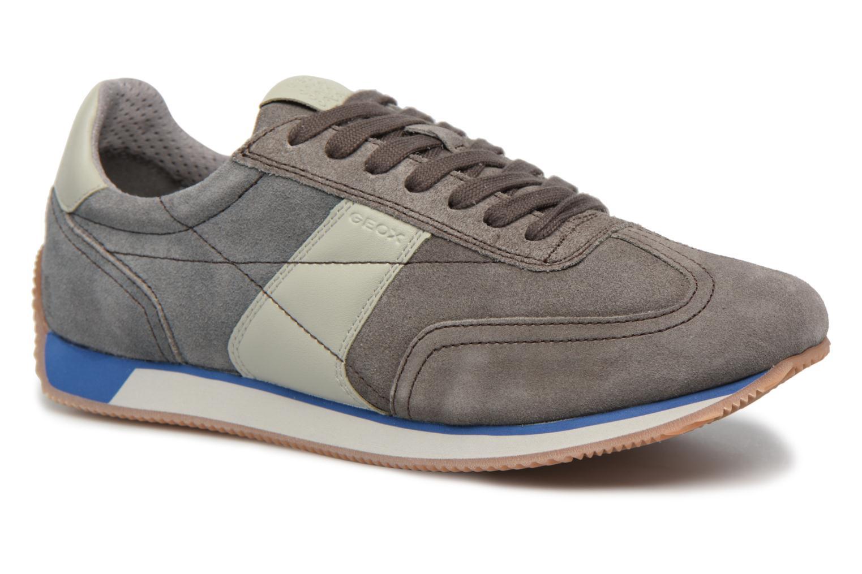 Sneakers Geox U VINTO B Grigio vedi dettaglio/paio