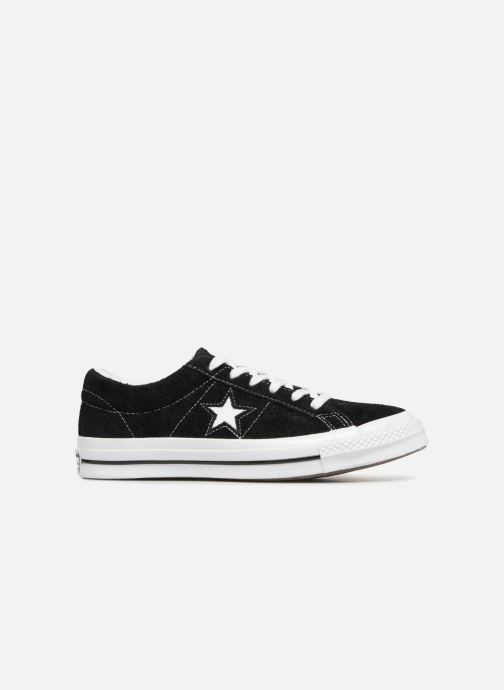 Sneakers Converse One Star OG Suede Ox W Zwart achterkant