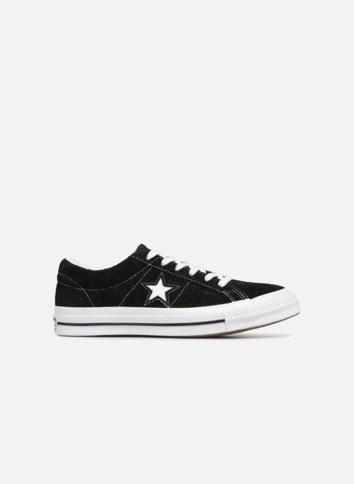 Sneaker Converse One Star OG Suede Ox W schwarz ansicht von hinten