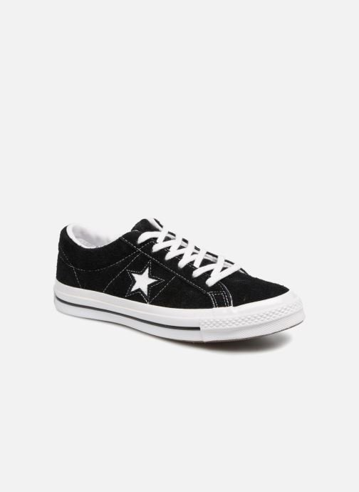 Sneakers Converse One Star OG Suede Ox W Zwart detail