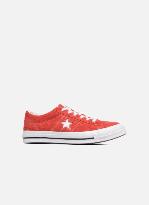 Sneakers Converse One Star OG Suede Ox W Röd bild från baksidan