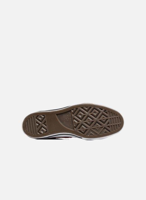 Sneakers Converse One Star OG Suede Ox W Röd bild från ovan