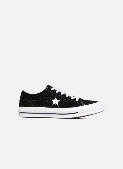 Sneakers Converse One Star OG Suede Ox Zwart achterkant