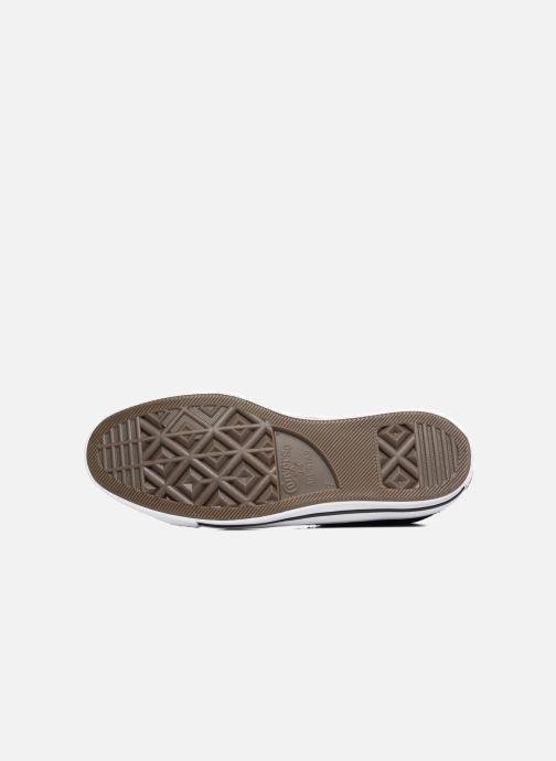 Sneaker Converse One Star OG Suede Ox schwarz ansicht von oben