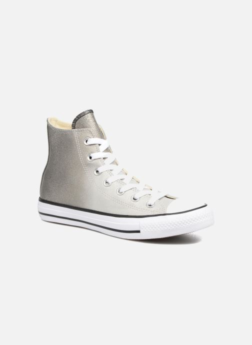 c1f3827ddca5 Trainers Converse Chuck Taylor All Star Ombre Metallic Hi W Grey detailed  view  Pair view