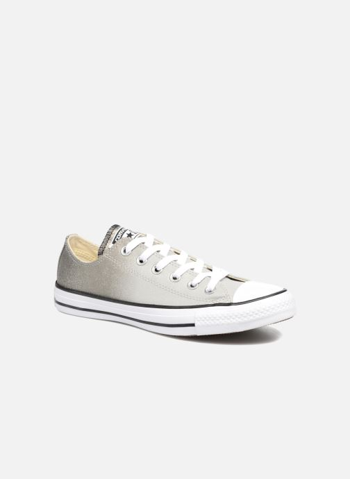 Converse Chuck Taylor All Star Ombre Metallic Ox W (Gris ...