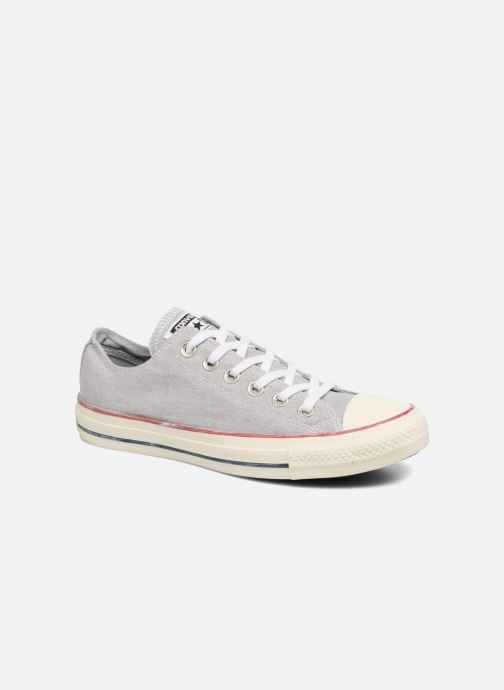 385071f7a1c2 Converse Chuck Taylor All Star Stone Wash Ox W (Blue) - Trainers ...