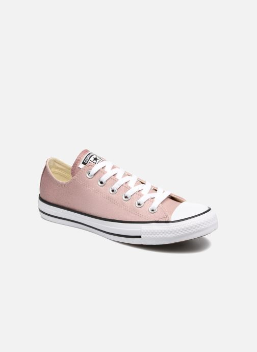 d4336ada8ba7 Converse Chuck Taylor All Star Ombre Metallic Ox (Pink) - Trainers ...