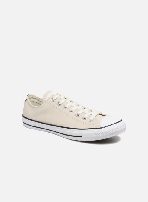 Converse Chuck Taylor All Star Fashion Leather Ox (Beige ...