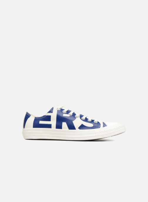 Trainers Converse Chuck Taylor All Star Converse Wordmark Ox White back view