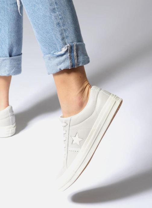Sneakers Converse One Star Piping Pack Ox W Zwart onder