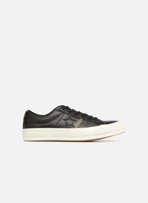 Sneakers Converse One Star Piping Pack Ox W Zwart achterkant