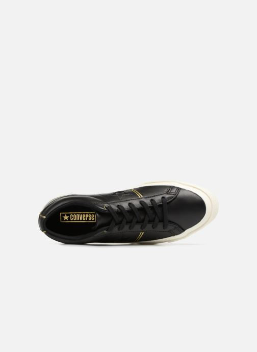 Deportivas Converse One Star Piping Pack Ox W Negro vista lateral izquierda