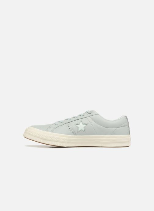 Sneakers Converse One Star Piping Pack Ox W Verde immagine frontale
