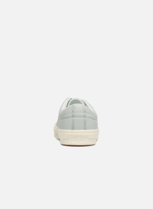 Trainers Converse One Star Piping Pack Ox W Green view from the right