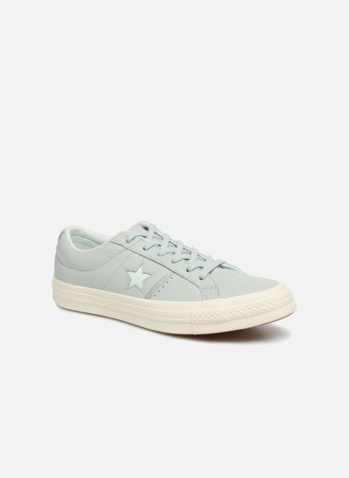 Trainers Converse One Star Piping Pack Ox W Green detailed view/ Pair view