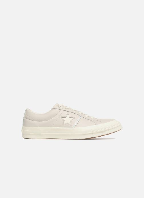 Deportivas Converse One Star Piping Pack Ox W Gris vistra trasera