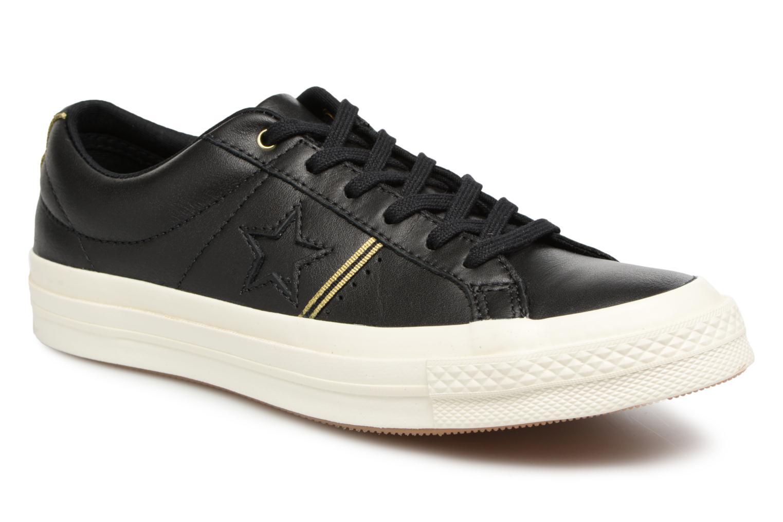Converse Ox One Star Piping Pack Ox Converse W (schwarz) -Gutes Preis-Leistungs-Verhältnis, es lohnt sich,Boutique-6629 6d0d49