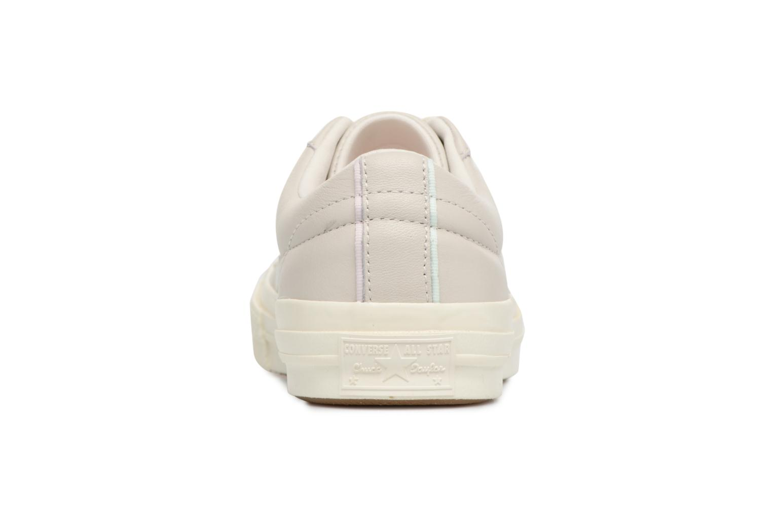 Baskets Converse One Star Piping Pack Ox W Gris vue droite