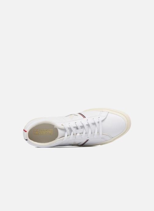 Baskets Converse One Star Piping Pack Ox M Blanc vue gauche