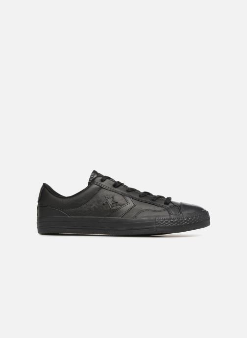 Baskets Converse Star Player Leather Essentials Ox Noir vue derrière