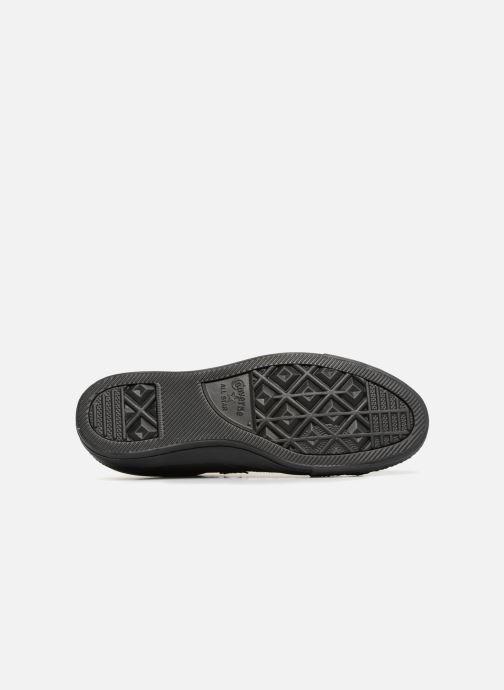 Sneakers Converse Star Player Leather Essentials Ox Nero immagine dall'alto