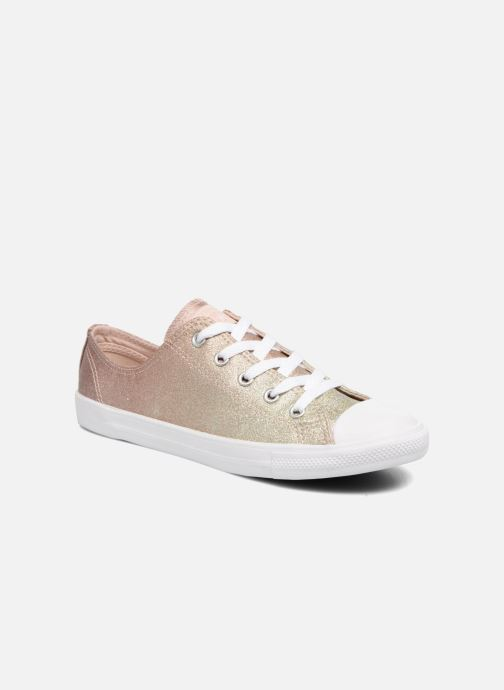 6032acc2a241df Converse Chuck Taylor All Star Dainty Ombre Metallic Ox (Grey ...