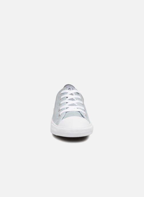 Converse Chuck Chuck Chuck Taylor All Star Dainty Ombre Metallic Ox (Grigio) - scarpe da ginnastica 22e7d0