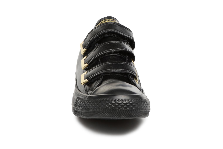 Baskets Converse Chuck Taylor All Star 3V SL + Hardware Ox Noir vue portées chaussures